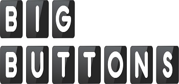 Big Buttons - Electronics with big buttons for low vision
